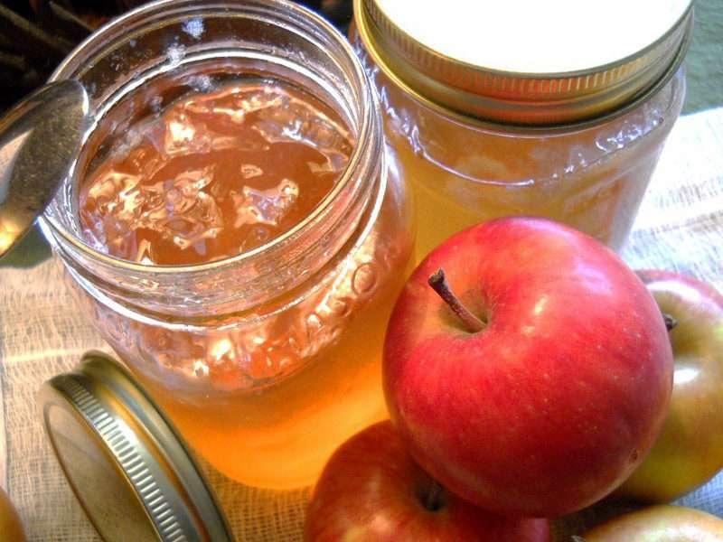 come fare la gelatina di mele