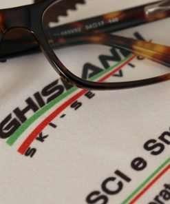 panni personalizzati per pulizia occhiali
