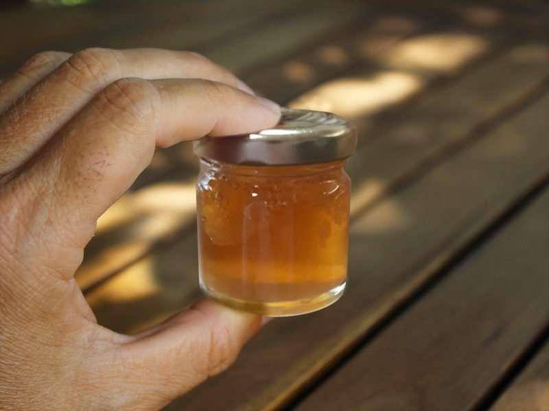 miele per bomboniere