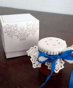 scatoletta porta bomboniere o confetti